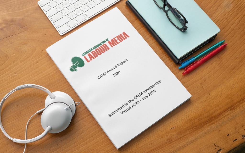 2020 CALM Annual Report