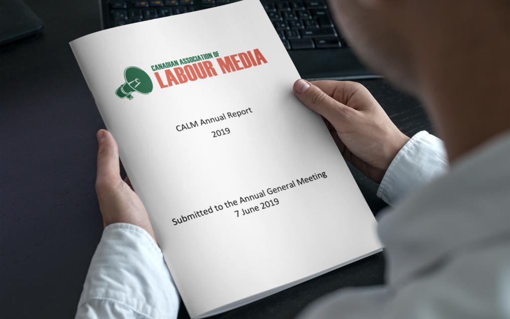 CALM Annual Report