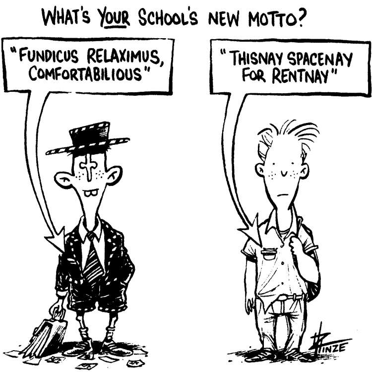 Rich schools vs. poor schools