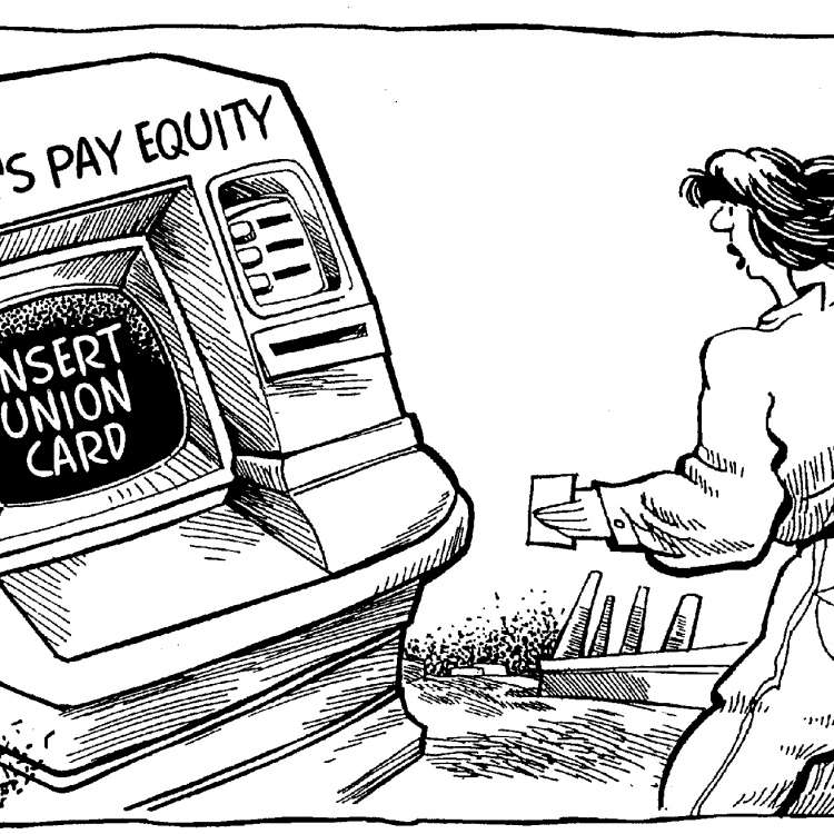 Pay equity ATM