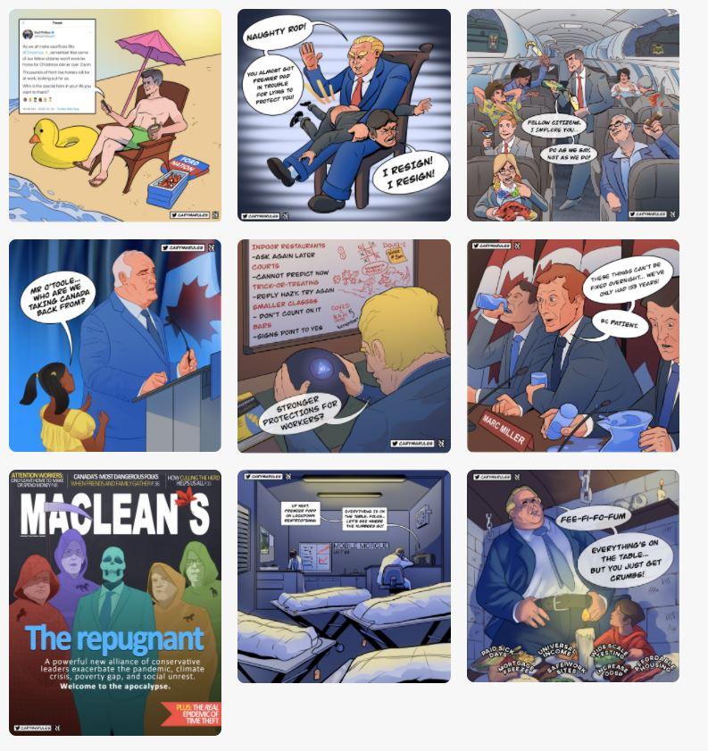 screen cap of cartoons