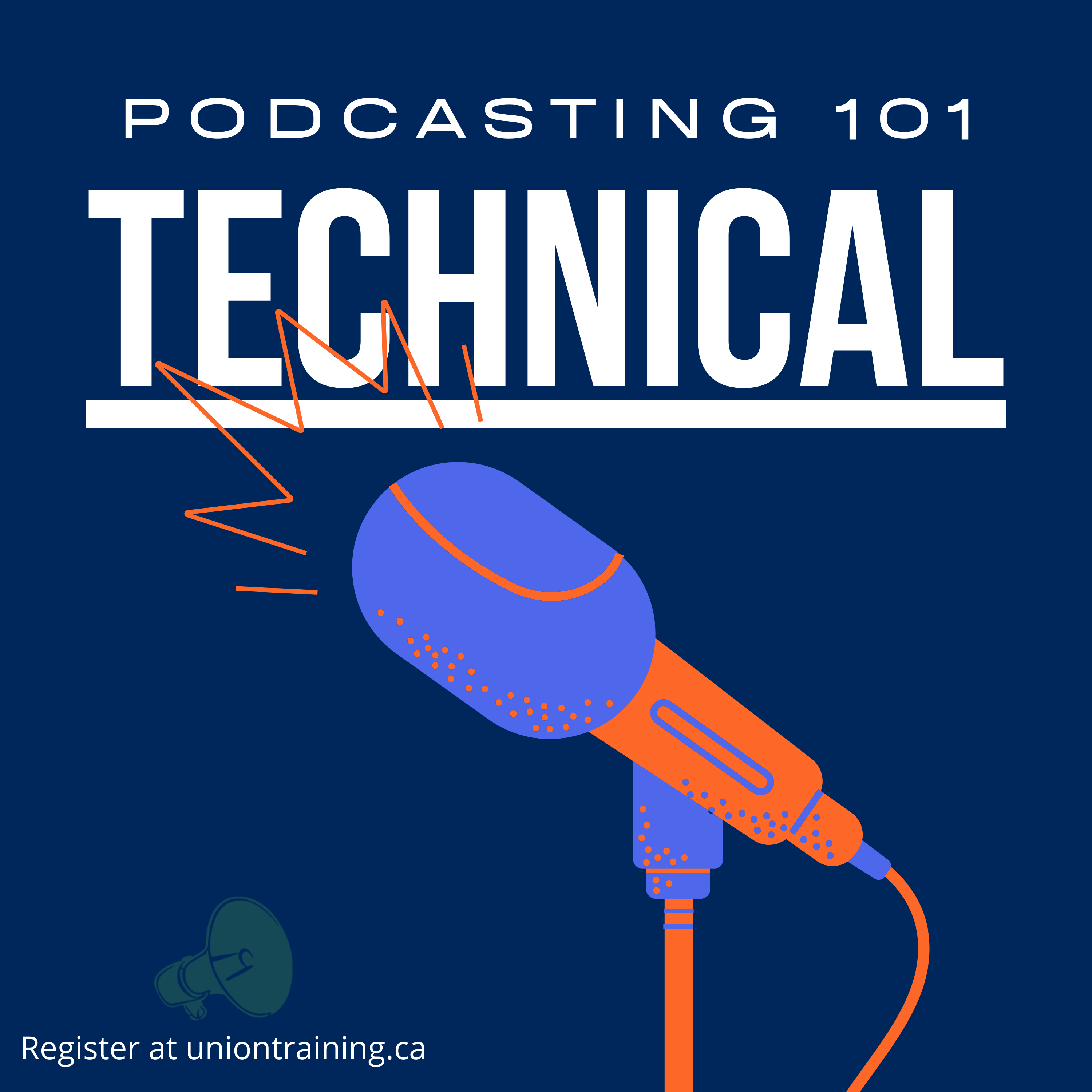 podcasting 101 cover image