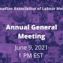 Annual Report & Annual General Meeting | Le rapport annuel & Assemblée générale annuelle